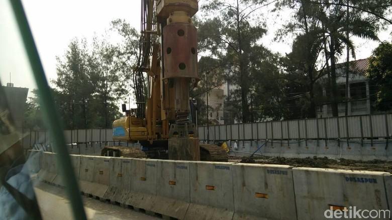 Pembangunan LRT Jakarta Capai 18%, Lebih Cepat dari Target