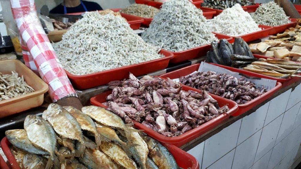 Mau Beli Ikan Asin? Perhatikan Jenis dan Cara Simpannya