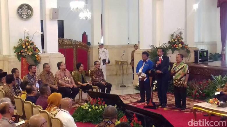 Jokowi: Negara Lain Sudah Bicara Luar Angkasa, Kita Masih Urus Demo