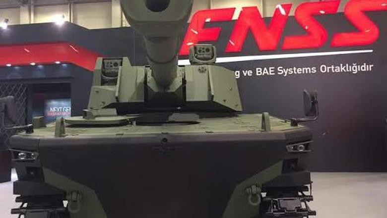 Ini Dia Tank Baru Buatan RI dan Turki