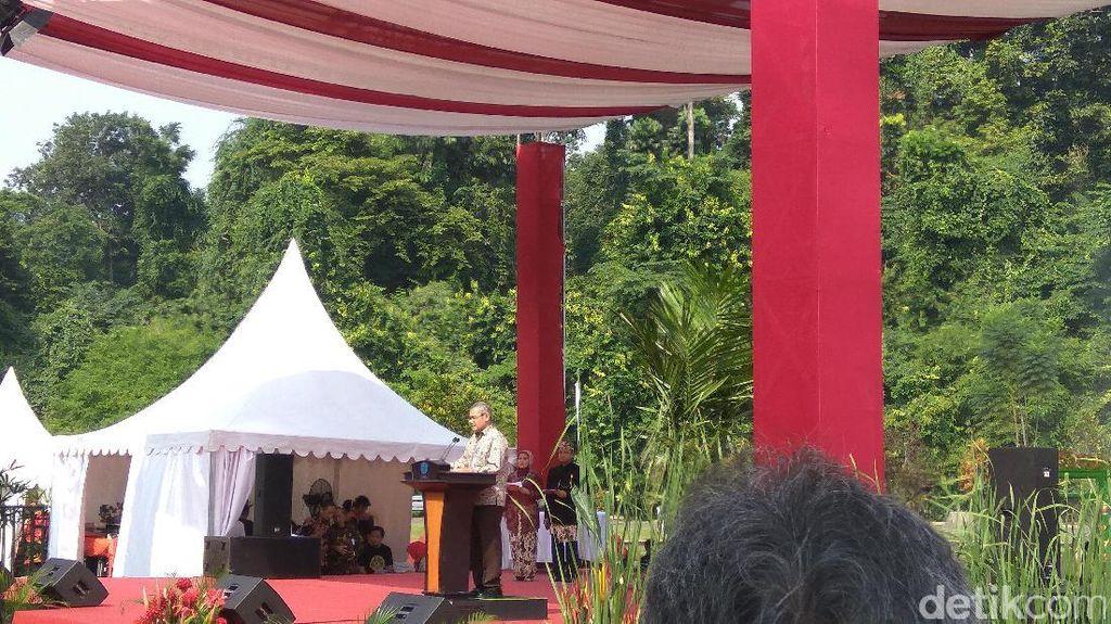 LIPI: Pembangunan Kebun Raya Pesat Sejak Didukung Megawati