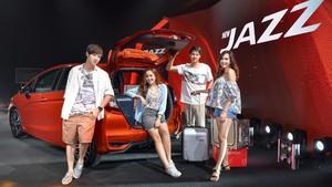 Honda Thailand Permak Jazz
