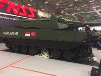 Mengintip Tank Buatan RI dan Turki