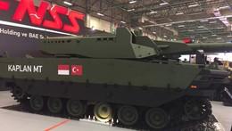 Ini Kecanggihan Tank Buatan RI dan Turki