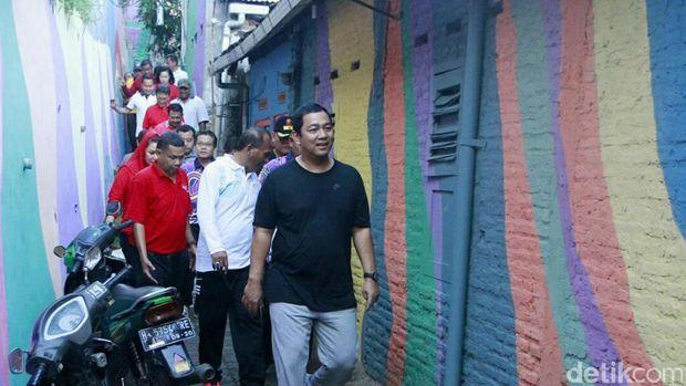 Wali Kota Semarang, Hendrar Prihadi yang jadi inisiator (Angling/detikTravel)