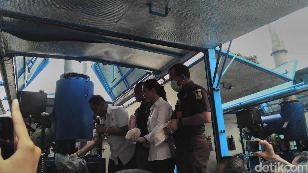 BNN Musnahkan 30,2 Kg Sabu hingga 29 Ribu Butir Ekstasi