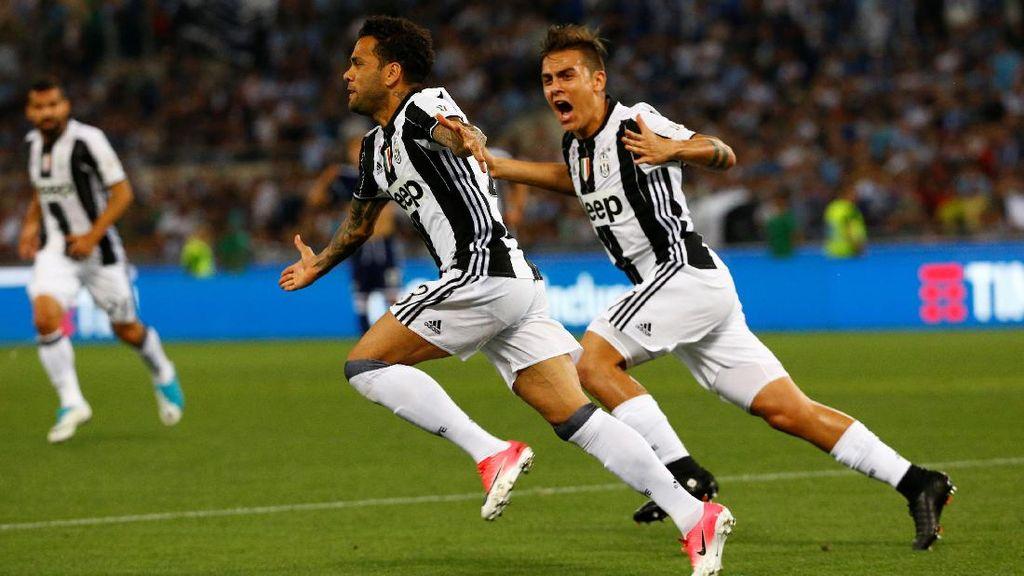 Kalahkan Lazio 2-0, Juventus Juara Coppa Italia