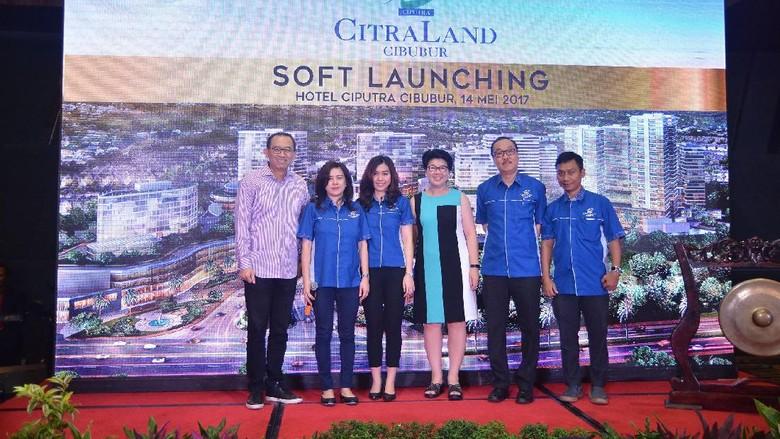 Cuma 4 Jam, 320 Rumah Terjual di Launching Perdana CitraLand Cibubur