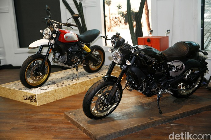 Ducati Luncurkan 4 Moge Anyar