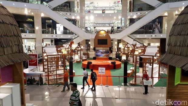 Acaranya dilangsungkan di Mal Pavilion Kuala Lumpur (Kurnia/detikTravel)