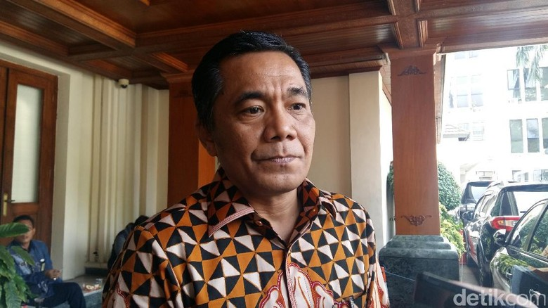 Sekjen Hanura Temui Wiranto Bahas Angket KPK
