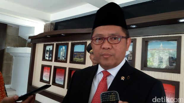 Menkominfo berpesan agar Harkitnas dijadikan momentum untuk meningkatkan persatuan Indonesia.