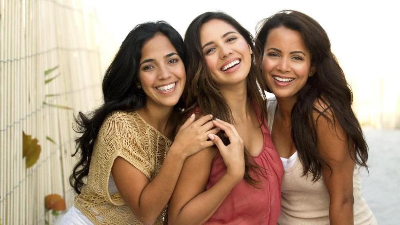 Wanita latin dari Argentina (Thinkstock)