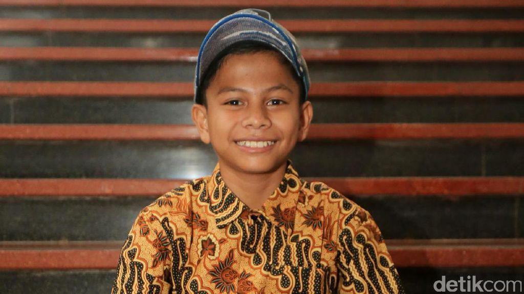Profil Naufal Raziq, Bocah 15 Tahun Penemu Listrik dari Pohon Kedondong
