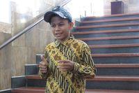 Jonan Temui Bocah Aceh Penemu Listrik dari Pohon Kedondong