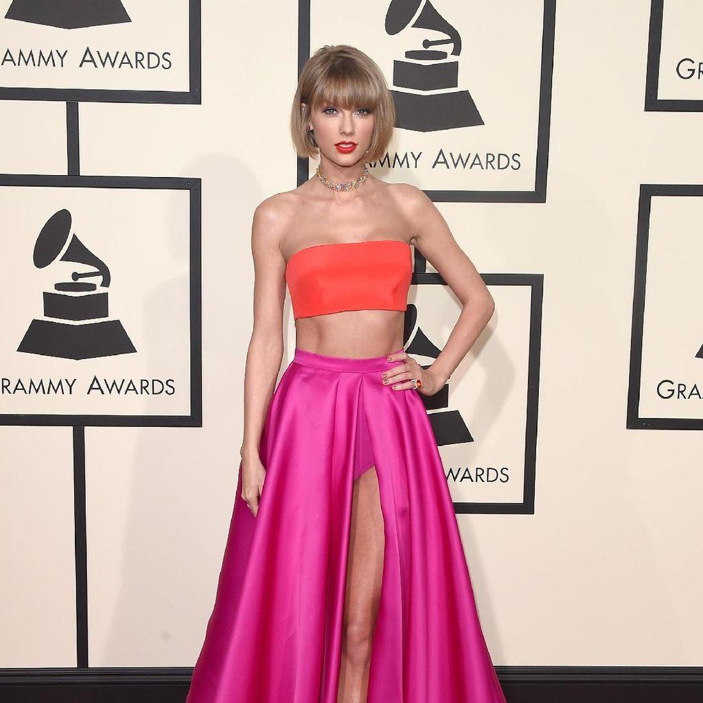 Taylor Swift Ngumpet di Dalam Koper karena Alasan Privasi?