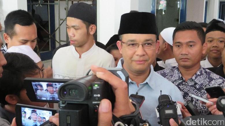 Anies Ajak Warga Jakarta Kembali Bersatu Lewat Interaksi