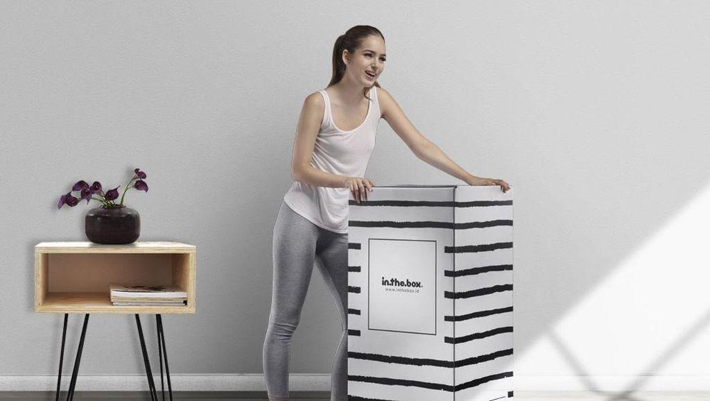 Bed Inthebox, Kasur Praktis Dijual di Dalam Boks