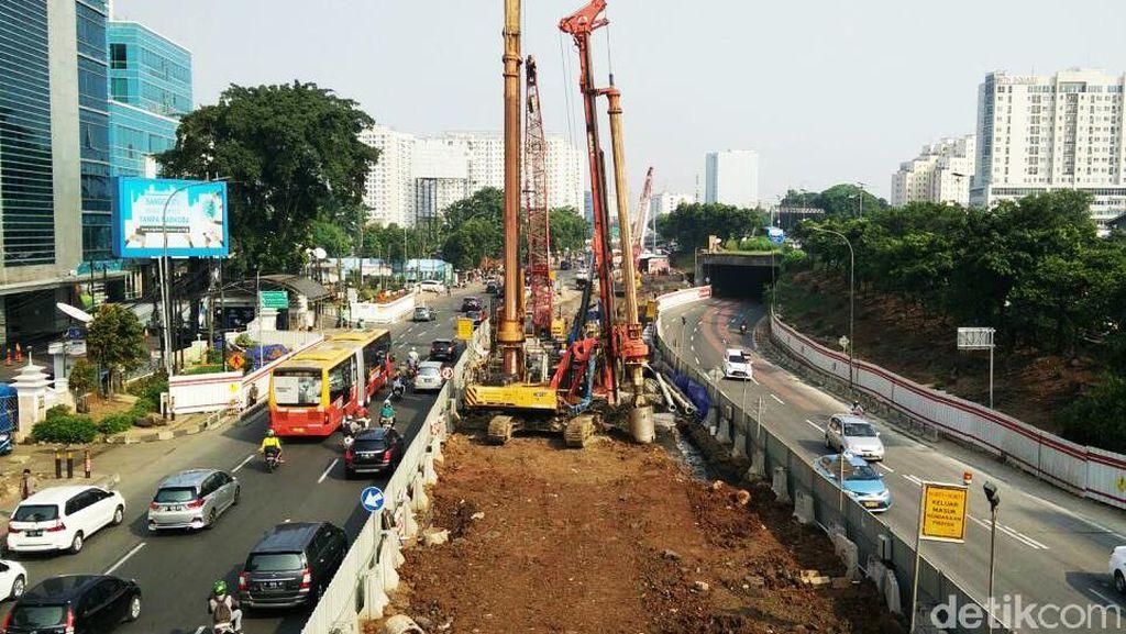 Adhi Karya Butuh Rp 1,7 T Bebaskan Lahan untuk Bangun Depo LRT