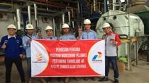 Pertamina Pasok Pelumas ke PLTU Pertama di Kaltara