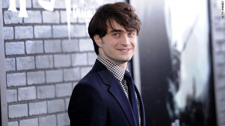 Aktor Inggris, Daniel Radcliffe (CNN)
