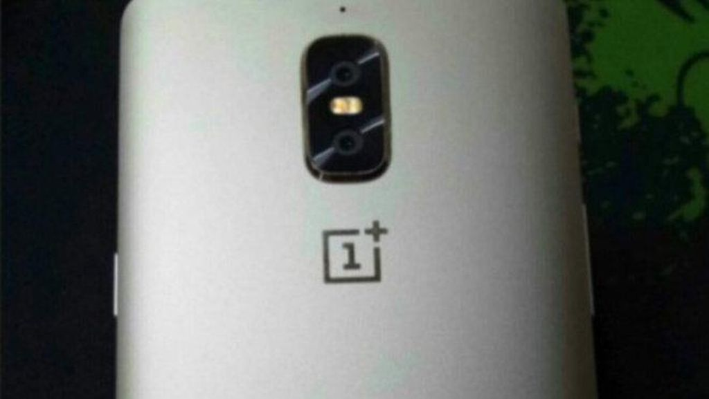 OnePlus 5 Menampakkan Diri