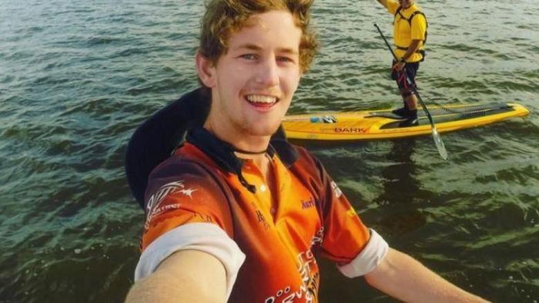 Pemuda Ini Kayuh Papan Selancar 113 Hari Susuri Sungai 3.700 Km