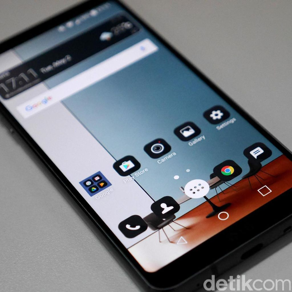 Sony Xperia Usung Layar Mirip S8 dan G6?