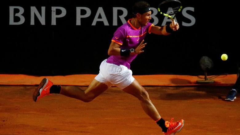 Nadal Lanjutkan Rentetan Kemenangan