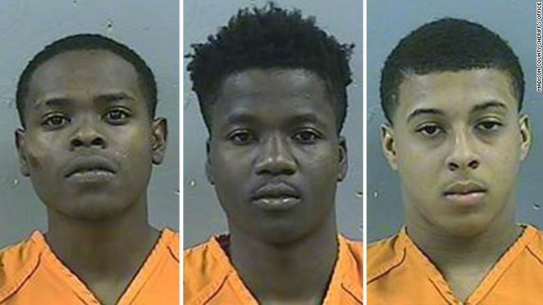 Tembak Mati Bocah 6 Tahun, 3 Remaja AS Ditahan