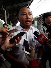Suprapto, Senior Manajer Humas PT KAI Daop 1 Jakarta.