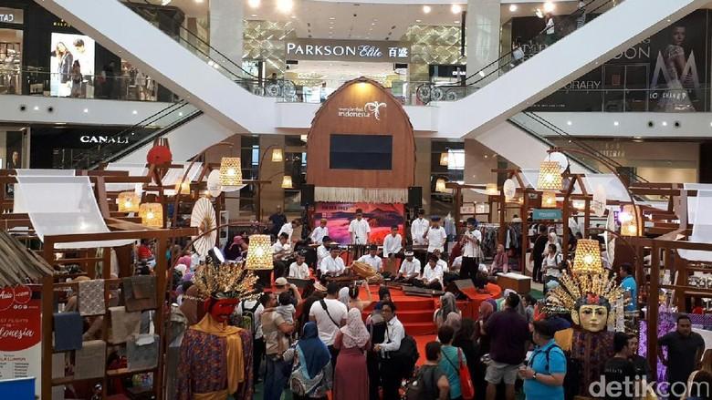 Indonesia Street Bukit Bintang Fiesta 2017 di Malaysia (Kurnia/detikTravel)