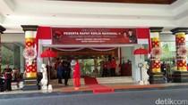 PDIP Gelar Rakernas di Bali, Bahas Pilkada Serentak 2018?