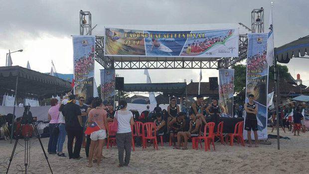 Acara ini merupakan rangkaian Badung Budaya Bahari Festival 2017 (Istimewa)