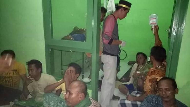 BNPB: 3 Penumpang KM Mutiara yang Terbakar Meninggal