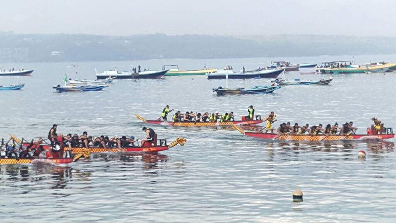 Festival Dragon Boat di Bali (Istimewa)