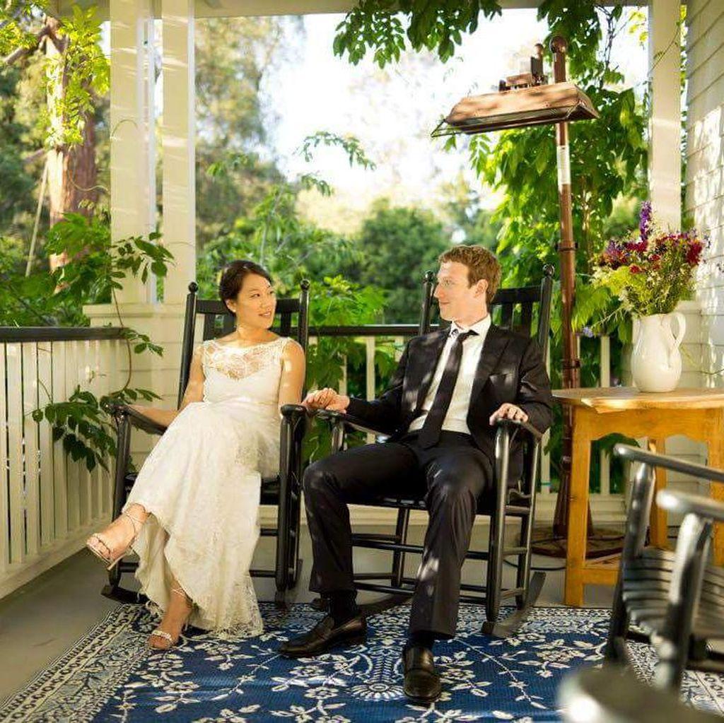 Kisah Menarik Jumpa Pertama Zuckerberg dan Calon Istrinya