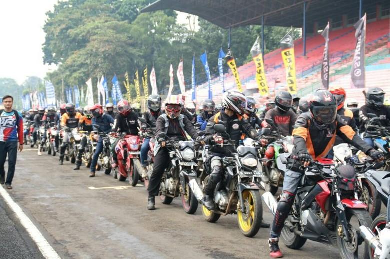 Komunitas Motor Legendaris Vixion Tersebar di Seluruh Indonesia