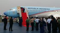 Usai Acara di Yogya, Jokowi Halal Bihalal di YPI Nasima Semarang