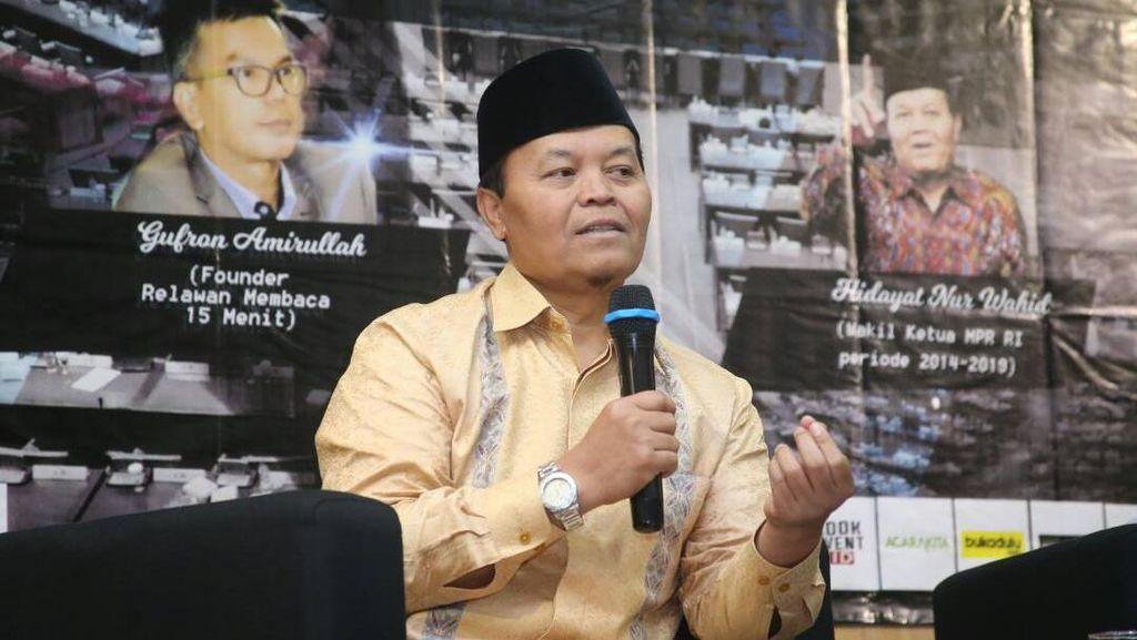 Hidayat Nur Wahid: Generasi Muda Wajib Berpolitik