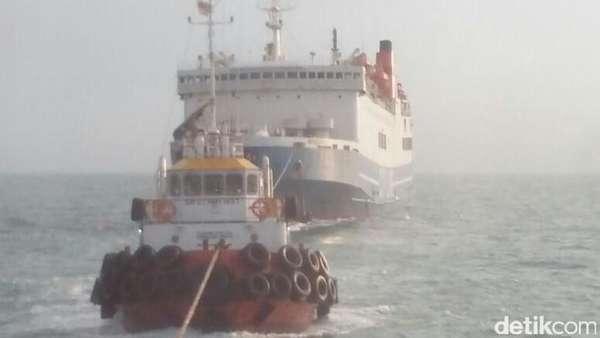 Kondisi Bagus, Kapal Mutiara yang Terbakar Baru Jalani Uji Petik