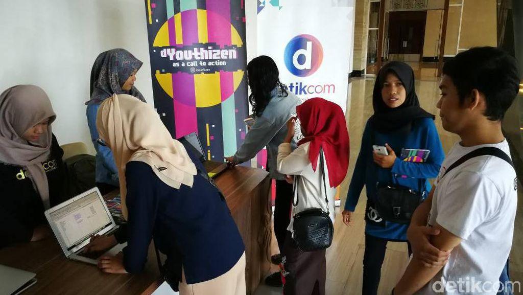 Ramai-ramai Serbu DYouthizen, Anak Muda Makassar Haus Inspirasi