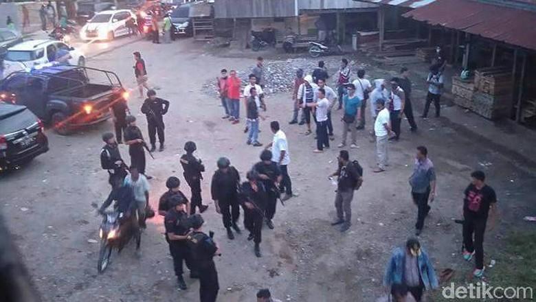 Polisi Tangkap Pembunuh Wanita Penjual Tahu di Jayapura