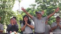 Djarot ke Warga: Mau Jadi Pengkhianat atau Pemilik Sah Jakarta?