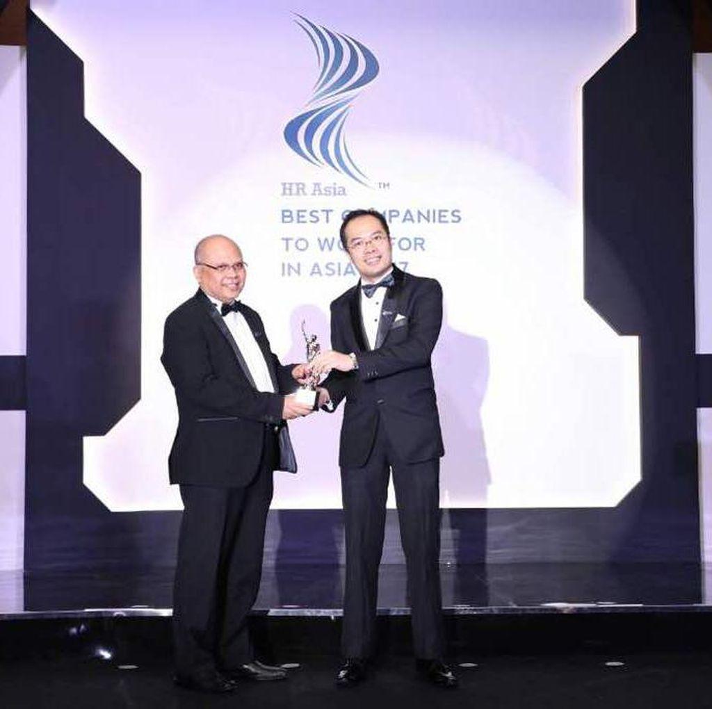 Ini Strategi Telkom Jadi Tempat Kerja Terbaik di Asia