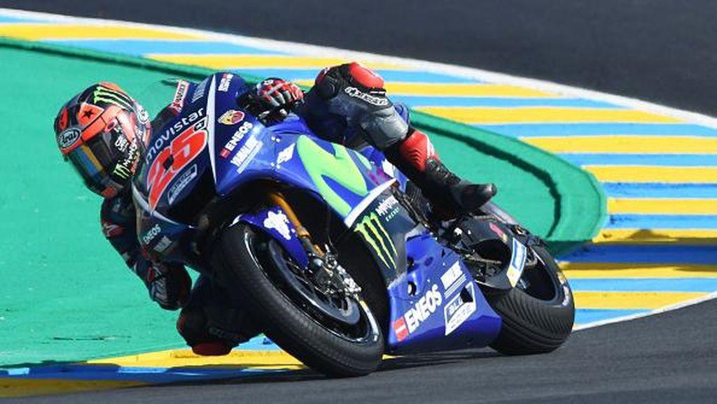 Hasil MotoGP Prancis