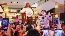 Cakra Khan Hibur Pengunjung Pameran Pariwisata Indonesia di Malaysia