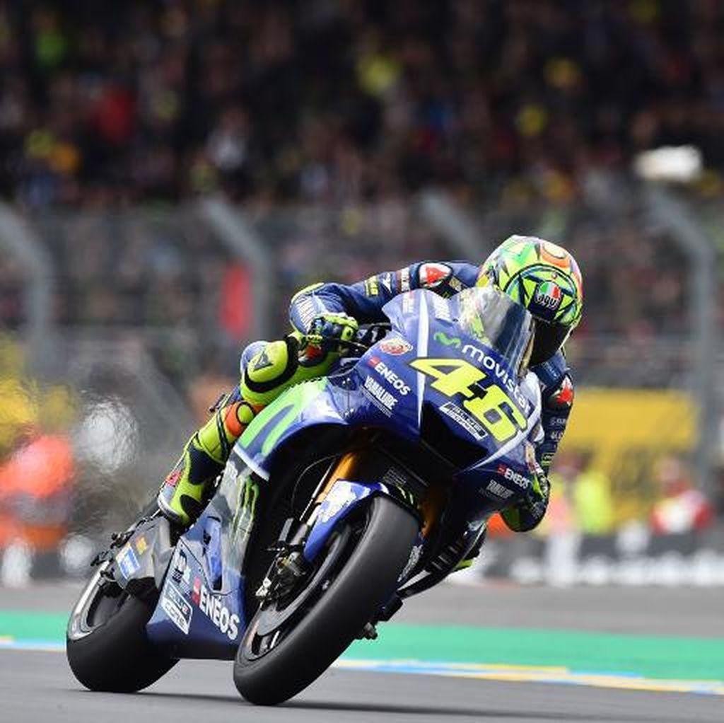 Rossi: Sepertinya M1 Sangat Menyukai Le Mans