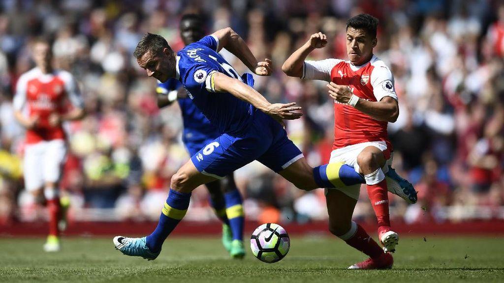 Meski Kalahkan Everton, Arsenal Gagal Lolos ke Liga Champions