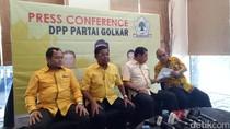 Golkar Gelar Rapimnas Bahas Strategi Pileg dan Pilpres 2019